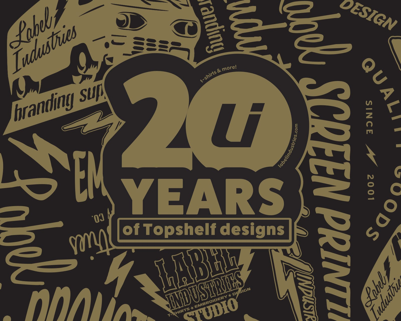 Label Industries 20 Years